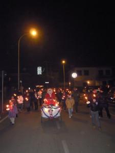 Fiaccolata 2011