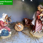 Presepio 2014 sacra famiglia